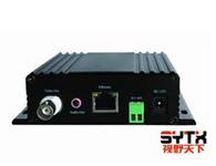 SYTX-J0101F 高清解码器 1个HDMI/DVI和1个BNC输出,1路1080P或4路D1或4路CIF的解码(TI达芬奇,H.264/MPEG4解码),以太网接口,485云台接口,1路音频输出,支持SYTX-1000M、SYTX-2000M平台,支持客户端电视墙管理