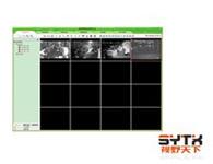 SYTX-V1.0 用户操作用,连接平台,安装电脑上运行,提供实时监看、检索回放、报警查询。支持流媒体解码,高清预览,语音双向,云台控制,录像回放等远程视频管理,1\4\6\8\9\13\16\25\36画面预览;英文\简体中文版本,支持XP和WIN7,提供SDK二次开发包