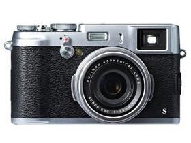 富士X100s富士X100s 消费,专业,旁轴数码  有效像素:1630万  显示屏尺寸:2.8英寸 46万  等效35mm焦距:35mm  传感器尺寸:23.6×15.8mm X-Tran  高清摄像:全高清(1080)  产品重量:约405g(仅机身),44  存储卡类型:SD/SDHC/SDXC