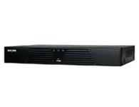 海康威视DS-7816H-SE 1U机箱,8路视频1路音频,第一、九通道D1,其他CIF,4路同步回放,1块最大容量2T硬盘,带485\232带遥控器