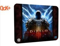 SteelSeries赛睿 QcK+《暗黑破坏神3》Diablo3泰瑞尔限量版鼠标垫