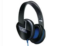 罗技 UE6000头戴式耳机+麦克风 主动降噪 超震撼低音音效