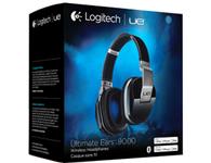 罗技 UE9000无线头戴式耳机+麦克风 主动降噪音质无损