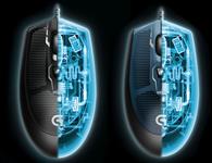 罗技 G100s黑色 蓝色
