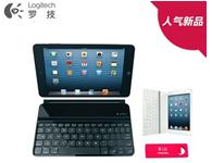 罗技Ultrathin IK700 iPad mini超薄键盘无线蓝牙键盘盖