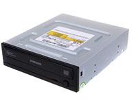 三星SH-224BB 光驱类型:DVD刻录机 安装方式:内置(台式机光驱)接口类型:SATA 缓存容量:1.5MB