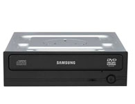三星SH-118AB 光驱类型:DVD-ROM 安装方式:内置(台式机光驱)接口类型:SATA 缓存容量:198KB