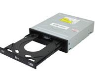 LG 18速DVD-ROM DH18 光驱类型:DVD-ROM 安装方式:内置(台式机光驱)接口类型:SATA 缓存容量:198KB