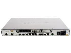 华为AR1220-S华为AR1220-S 端口结构:模块化 网络管理:升级管理、设备管理防火墙:内置防火墙 Qos支持:支持 VPN支持:支持 产品内存:DRAM内存:512MB F网络安全:ACL、防火墙、802.1其它端口:8个FE,2个GE接口 扩展模块:2个SIC插槽 环境标准:工作温度:0-40℃ 产品尺寸:390×220×44.5mm 其它性能:整机交换容量:8Gbp