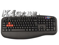 双飞燕 K4-200