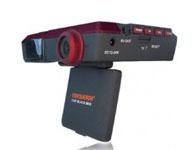 征服者1698H GPS雷达行车影像记录器
