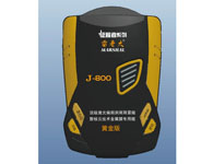 雷老大 J-800 顶级激光偏频测尾加强、聚核云技术金属膜专用、黄金版