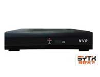 视野天下 SYTX-2004NVR  1)视频通道:4路720P/960P或2路1080P IPC输入,支持Onvif; 2)支持的录像分辨率:4路960P或2路1080P; 3)回放通道数:1; 4)支持SATA硬盘数量:1/4T; 5)标配:鼠标、USB×2、网络、VGA、HDMI接口; 6)尺寸/重量:260mm*220mm*43mm/1.7Kg;