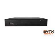 视野天下 SYTX-1036NVR  36路NVR(九个盘位)工程机型1)视频通道:36路720P/960P或者25路1080P 或者8路3MP或者4路5MP IPC输入,支持Onvif;1路BNC辅助输出;2)音频通道:1路BNC对讲,1路BNC音频输出;3)支持的录像分辨率:36路720P/960P或者25路1080P 或者8路3MP或者4路5MP;4)回放通道数:4;