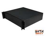 视野天下 SYTX-300KZ  嵌入式磁盘扩展柜嵌入式设计,稳定、可靠、安全,满足大规模监控系统中视频(尤其是多发并发视频)信息长期存储的需要1个E-SATA接入可以配置9个SATA/SATAII 3T硬盘防震结构设计