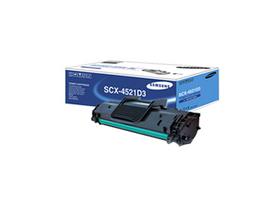 三星SCX-4521D3/XIL 黑色  适用机型:三星 SCX-4321/4521F/4521FH  打印页数:3000页  设计类型:鼓粉一
