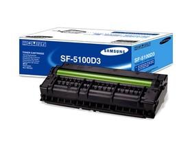 三星5100D3 黑色  适用机型:三星 ML-808/SF-5100/5100P/530/550  打印页数:3000页  设计类型:鼓粉分