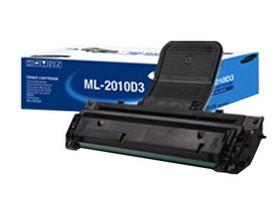 三星ML-2010D3 黑色  适用机型:三星 ML-2010/2510/2570/2571N  打印页数:3000页  设计类型:鼓粉一体