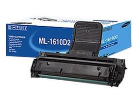 三星ML-1610D2 黑色  适用机型:三星 ML-1610  打印页数:2000页  设计类型:鼓粉一体
