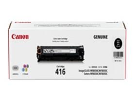 佳能CRG 416BK 黑色  适用机型:佳能 MF8010Cn/MF8030Cn/MF8040Cn/8050Cn/M  打印页数:2300页  设计类