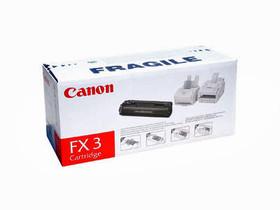 佳能FX3 黑色  适用机型:传真机:FAX-L220/L240/L250/L360/L380/L38  打印页数:2700页