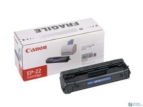 佳能EP-22 黑色  适用机型:激光打印机:佳能 LBP1120