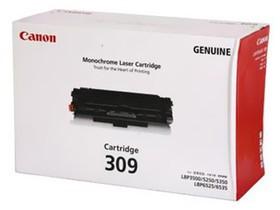 佳能CRG 309 黑色  适用机型:激光打印机:佳能 LBP3500  .