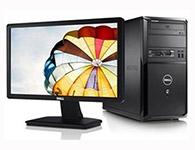 戴尔(DELL)V3800-1206/G3220/2G/500G/DVD/E1914H小机箱