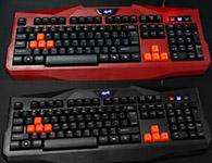 舍神剑 金属竞技游戏键盘