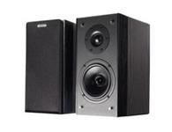 漫步者R1900T III   音箱类型:HiFi音箱 音箱系统:2.0声道 额定功率:60W 扬声器单元:1英寸+5英寸 调节方式:旋纽