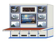安华6+1二合一电视墙