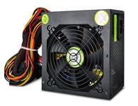 多彩(Delux)额定300W 电源 DLP-440A至尊版 (支持背线 超静音风扇)黑色