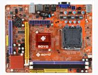 梅捷 SY-I5G41-L V8梅捷 SY-I5G41-L V8  主芯片组:Intel G41 CPU插槽:LGA 775 CPU类型:Core 2 内存类型:DDR2/DDR3 集成芯片:显卡/声卡/网卡 显示芯片:集成Intel