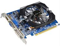 技嘉 GV-N610AX-1GI技嘉 GV-N610AX-1GI 芯片厂商:NVIDIA 显卡芯片:GeForce GT610 显存容量:1024MB GDDR3 显存位宽:64bit 核心频率:810MHz 显存频率:1333MHz