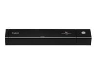 佳能P-208  产品用途:商业应用 产品类型:便携式 最大幅面:A4 扫描元件:CMOS 扫描速度:灰度:单面8ppm,双面16ipm 24位彩色:  单面:8ppm(200x200dpi),6ppm(300x300dpi)  双面:16ppm(200x200dpi),12ppm(300x300dpi) 光学分辨率:600×600dpi