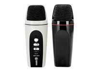 屁颠虫MC-091B 拾音器:电容式;输出功率10mW,带调音混响 苹果手机系统录音功能
