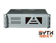 视野天下SYTX-02000M-4F  4路超级数字矩阵48路进,美国硬解码技术,不占用CPU资源,同步硬解码9路1080P或18路720P,支持多路分割上墙,灵活拖拉任意分配,4路HDMI全高清大屏接口,内置矩阵叠加漫游、画中画、轮巡、组切、电子地图。全兼容,可兼容市场主流H.264网络摄像机(SYTX-2000M-6 支持64路进,同步硬解码12路1080P或24路720P,6路HDMI接