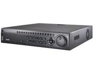 海康威视DS-8800HE-E8系列/DS-8816HE-E8/DS-8824HE-E8/DS-8832HE-E8海康威视DS-8800HE-E8系列/DS-8816HE-E8/DS-8824HE-E8/DS-8832HE-E8 16/24/32路视频输入,4/16/16路音频  支持HDMI/VGA/CVBS输出 16路?#26680;?#26377;通道2CIF或1/5/9/13通道WD1、其他通道最高CIF编码;24/32路:1/5/9/13/17/21/25/29通道WD1、其他通道最高2CIF编码