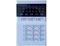 艾礼富AL-230LED-A艾礼富AL-230LED-A LED编程键盘,全息状态显示,内置门禁刷卡模块,可配置ID卡实现刷卡布撤防