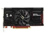 小影霸GK50Ti盘古版新天下小影霸GK50Ti盘古版  显示芯片型号:GeForce GTX 650 Ti显存容量:1024MB核心频率:1006MHz显存频率:5400MHz显存类型:GDDR5芯片厂商:NVIDIA