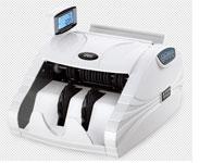 得力3920点钞机 自动捆钱扎钱验钞机 B类 支持检测新币自动捆扎   带捆扎功能的点钞机