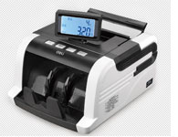 3912点钞机验钞机全智能高端银行专用高清触屏得力新品特惠 提供发票 3C安全认证