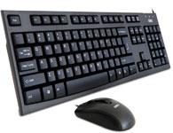 3710有线鼠标键盘套装