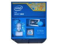 Intel 赛扬 G1820(盒)Intel 赛扬 G1820(盒)  用类型: 台式机  CPU系列: 赛扬  CPU主频: 2.7GHz  插槽类型: LGA 1150  核心数量: 双核心  线程数: 双线程