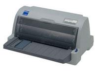 爱普生630K爱普生630K票据针式打印机(平推式)打印方向:双向逻辑查找 打印方式:击打式点阵打印打印针数:24针
