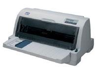 爱普生635K爱普生635K票据针式打印机(平推式)打印方式:点阵击打式 打印方向:双向逻辑查找打印针数:24针
