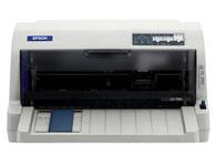 爱普生735K爱普生735K票据针式打印机(平推式)打印方式:点阵击打式 打印方向:双向逻辑查找打印针数:24针