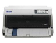 爱普生LQ-680K-II爱普生LQ-680K-II普生针式打印机,高效型票据打印机,超高速:206汉字/秒,超耐用:2万小时平均无故障时间,超耐用:4亿次/针打印头寿命。