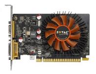 索泰GT730-1GD3 激战版 VA索泰GT730-1GD3 激战版 VA  显卡类型: 入门级  显卡芯片: GeForce GT730  核心频率: 902MHz  显存频率: 1800MHz  显存容量: 1024MB  显存位宽: 64bit  供电模式: 1+1相