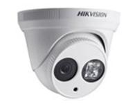 """海康威视DS-2CE5682P-IT3P600TVL 1/3\"""" DIS ICR 红外防水半球摄像机,塑料外壳  ?#20302;泛?#31859;数:(3.6mm,6mm,8mm,12mm 可选)"""